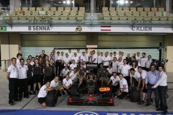 F1: Dobta a Toyota a Hispaniát