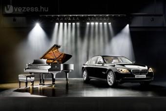Zongora ihlette BMW