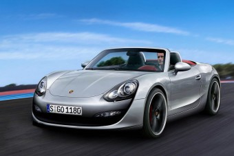 Megépíti a kis roadstert a Porsche
