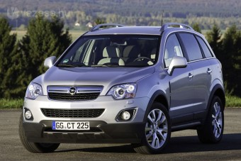 Megújult az Opel szabadidő-autója