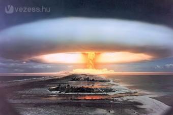 Részegek fuvarozták az amerikai atomfegyvereket