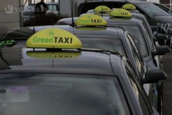 Gyanús taxik Budapesten