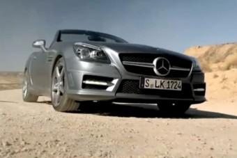 Lebukott az új Mercedes SLK