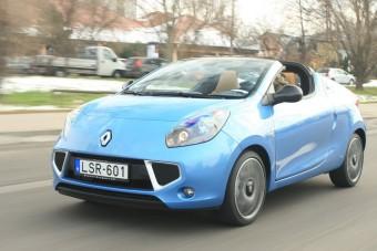 Renault Wind - a szél mindig fúj