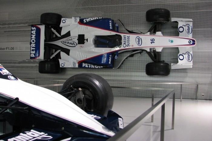 A BT50 volt az első turbós F1-bajnok versenyautó, Nelson Piquet-vel, 1983-ban