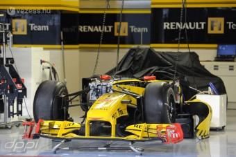 F1: A Renault eladásáról tárgyalnak
