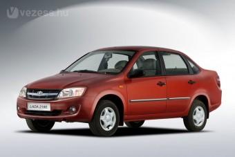 Jövőre jön az új olcsó Lada