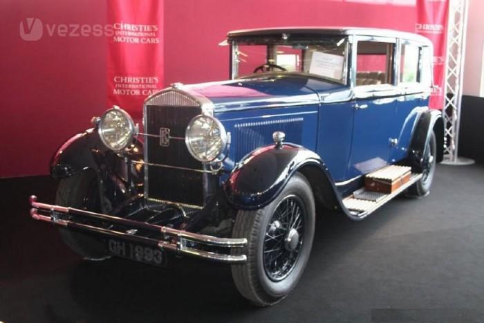 Rochet-Schneider 20CV: 1927 és 1929 között készült