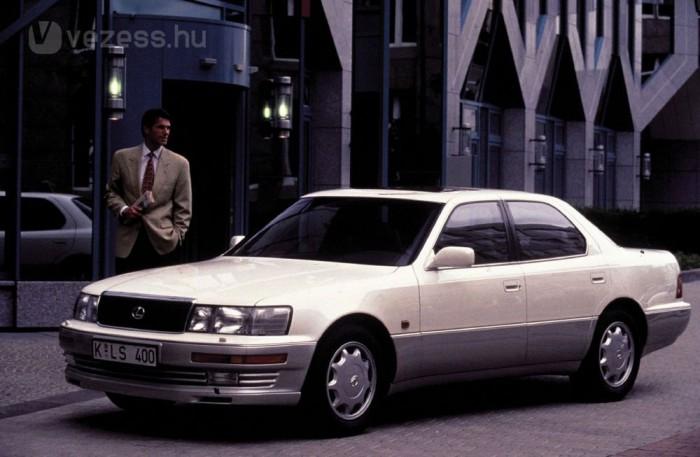 Lexus LS400, avagy Toyota Celsior