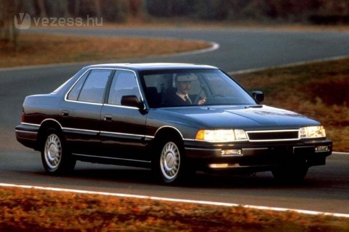 A Honda Legend indította el a folyamatot