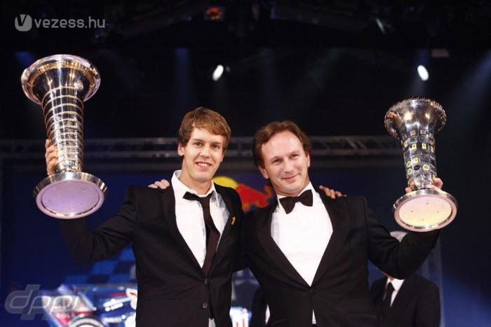 Horner és Vettel is megdolgoztak a kettős sikerért