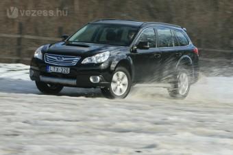 Miért nem kell senkinek egy dízel Subaru?