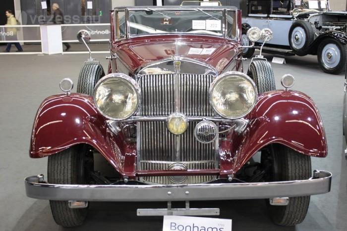 1931 és 1935 között készült a 780-as modell