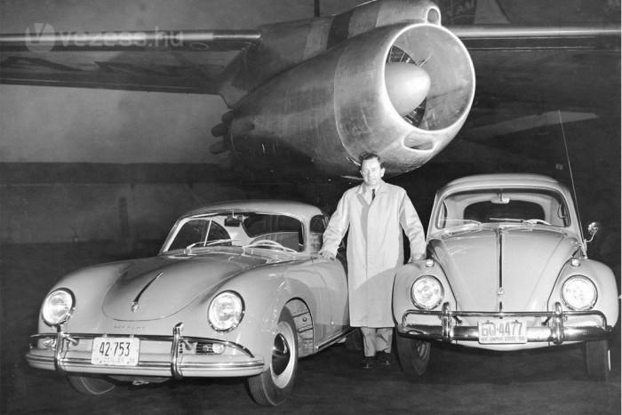 A Bogár alapjaira épült a Porsche 356
