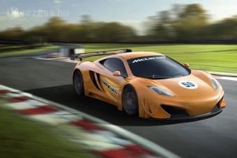 Új versenysorozatban a McLaren