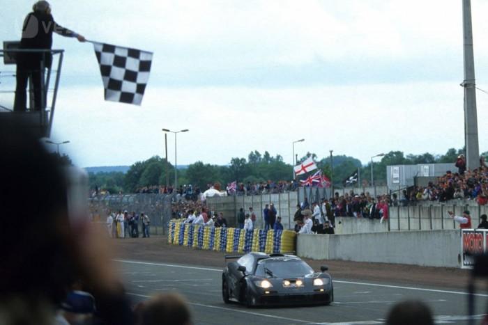 1995-ben győzelemig jutott a McLaren