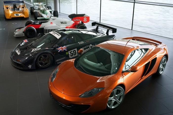 Wokingban őrzi a McLaren a győztes F1-et