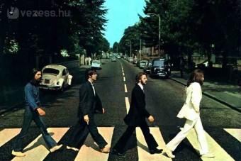 Műemlék lett a Beatles zebrája