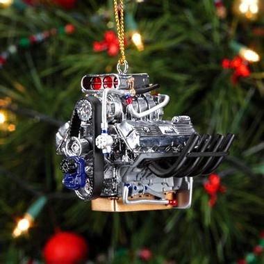 A V8, karácsonykor is V8!