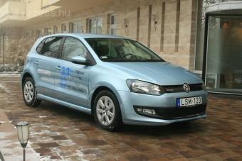 Kipróbáltuk a legtakarékosabb Volkswagent
