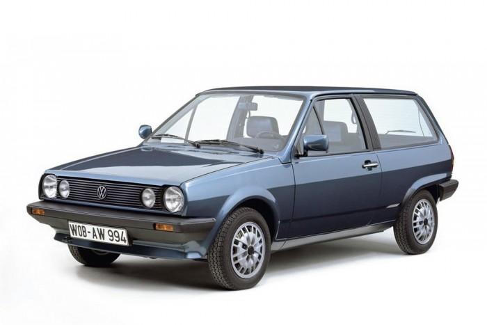 1983-ban mutatták be a Polo Formel E-t