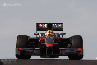 F1: Kis Ferrari lesz a sereghajtóból?