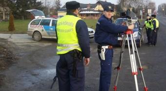 200 traffipax és 400 szonda a rendőröknek