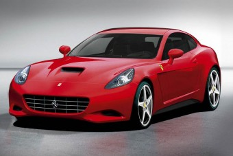 Kombi Ferrari készül