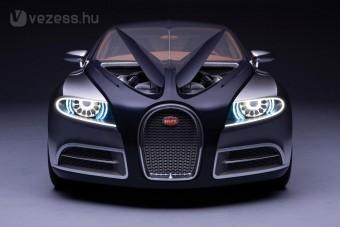 Audiból készül az új Bugatti