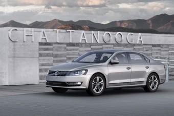 Még egy új Passat a Volkswagentől