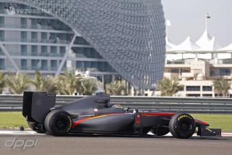F1: Olcsóbb lett a sereghajtó ülése?