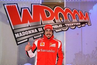 F1: A Santander tovább erősít a Ferrarinál