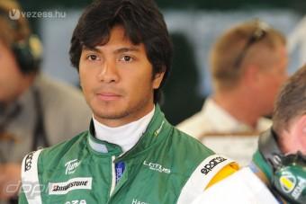 F1: A Lotus leigazolta a Lotus tartalékosát
