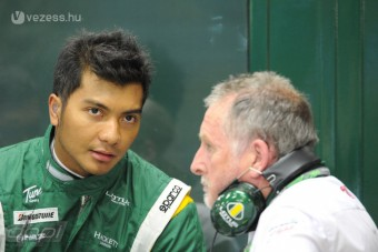 F1: A tartalékos nem túrja ki Kubicáékat