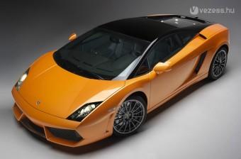 Kétszínű jószág Lamborghiniből