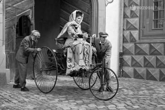Berta Benz, az autózás igazi úttörője