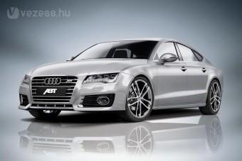 Az Audi A7 pakkot kapott