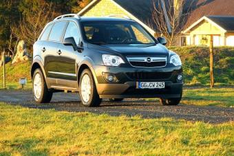 Exkluzív - Vezettük az Opel új SUV-ját