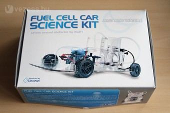 Hidrogénnel autóztunk