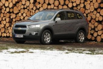 A Chevrolet erős flottával támad Európára