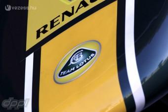 F1: Sokat kérnek a kis Lotusért