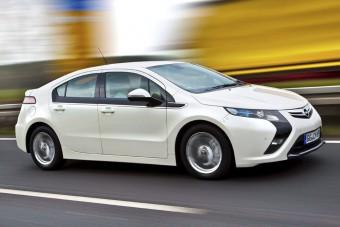 11 millió az Opel hibridje