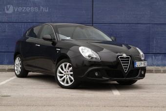 Egy belevaló olasz: Alfa Romeo Giulietta