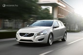 Kis fogyasztású változat a Volvo S60-ból