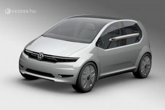 Lebuktak a jövő Volkswagenjei