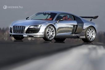 Polírozott puskagolyó Audinak álcázva