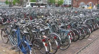 Kerékpáros razziát indít a rendőrség