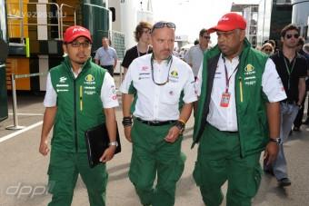 F1: Forrongó indulatok a Lotus-ügyben