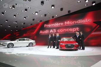 Exkluzív: megnéztük az új magyar autót