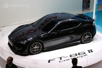 A Subaru segít a Toyotának sportautót építeni